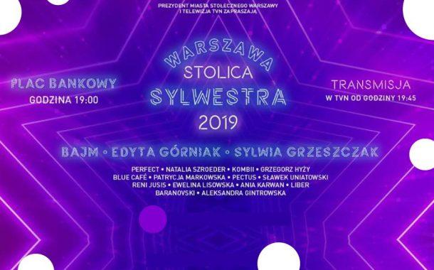 Warszawa Stolica Sylwestra | Sylwester Warszawa 2019/2020