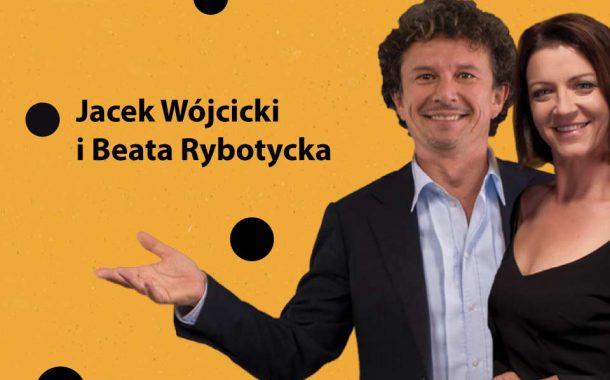 Jacek Wójcicki i Beata Rybotycka   koncert
