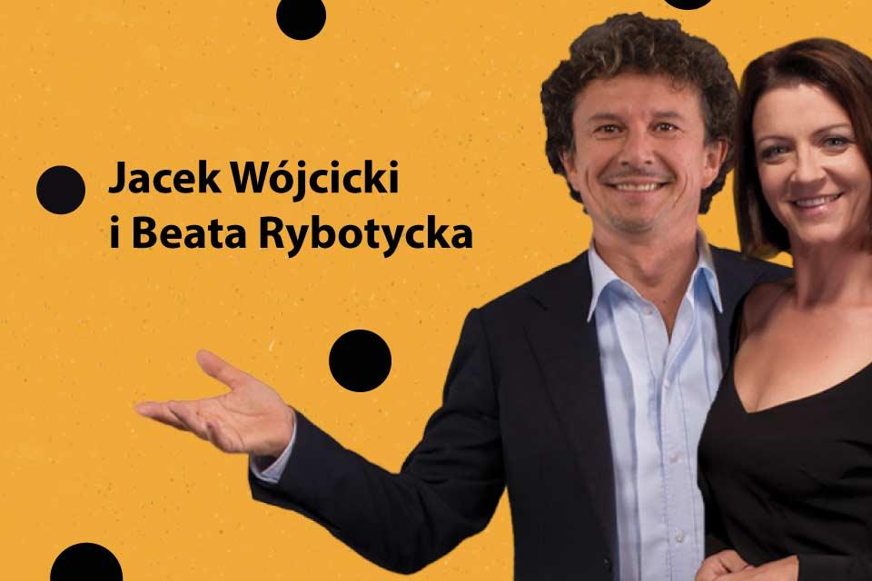 Jacek Wójcicki i Beata Rybotycka | koncert
