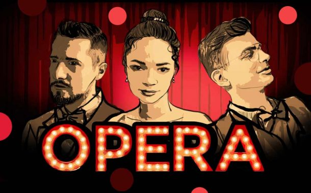 Opera Improwizowana: Wielka Gra o Wielką Miłość!