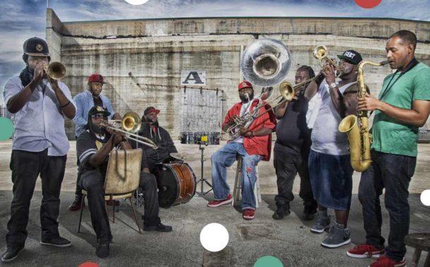 The Hot 8 Brass Band | koncert