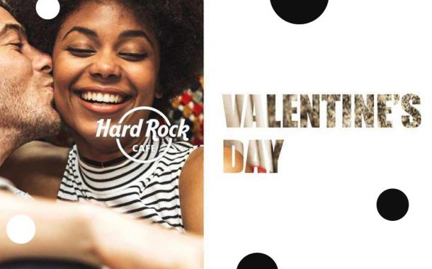 Walentynki w Hard Rock Cafe Warszawa