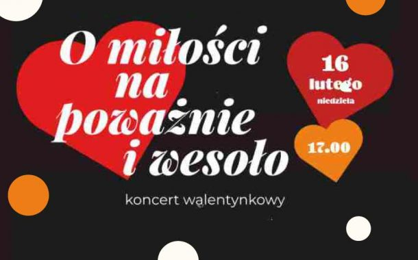 Walentynki w DK Śródmieście