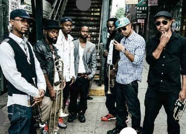 Hypnotic Brass Ensemble | koncert