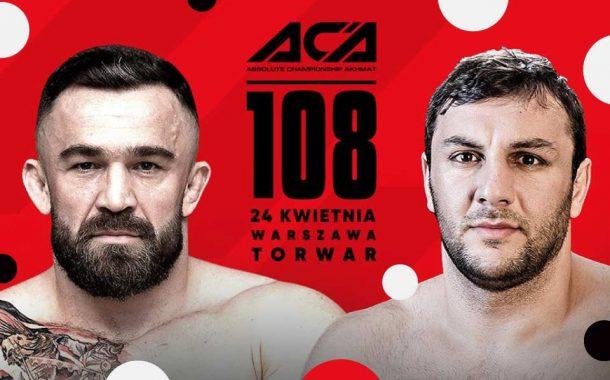 Gala ACA MMA 108