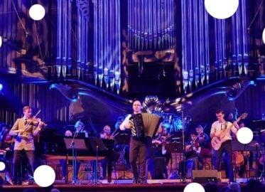 Marcin Wyrostek | koncert edukacyjny dla dzieci