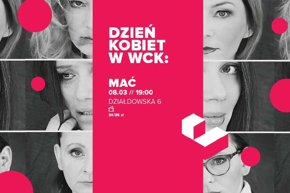 Dzień Kobiet w Wolskim Centrum Kultury