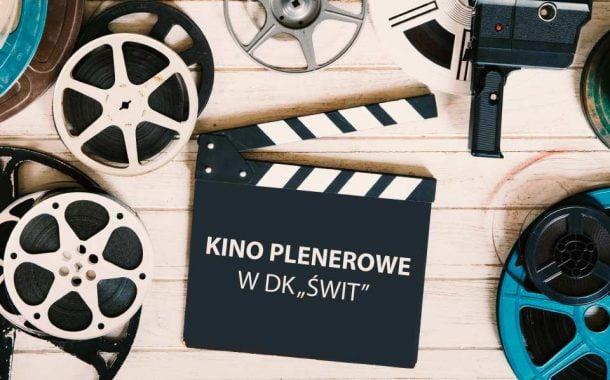 Kino plenerowe w DK