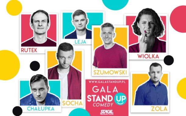 Gala Stand-up Comedy - Warszawa