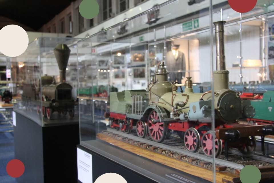 Stacja Muzeum   wystawa stała
