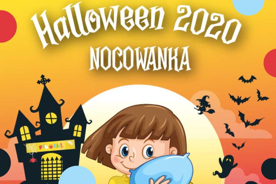 Nocowanka Halloween 2020   Warszawa