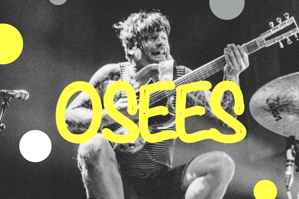 Osees | koncert