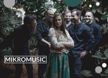 Mikromusic / Rycerzyki | koncert otwarcia Amfiteatru w Parku Sowińskiego