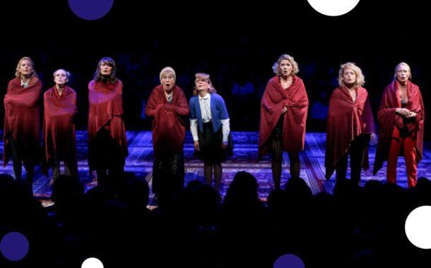 8 Kobiet   spektakl