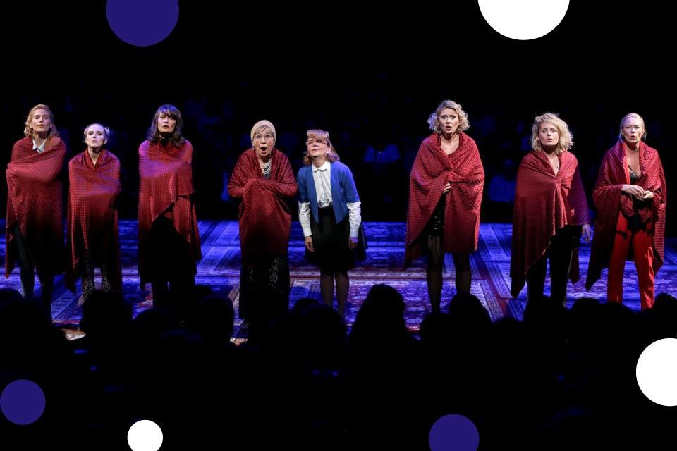 8 Kobiet | spektakl