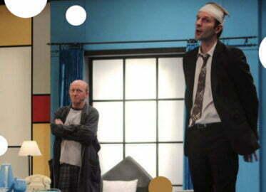 Mayday   spektakl Och-Teatr