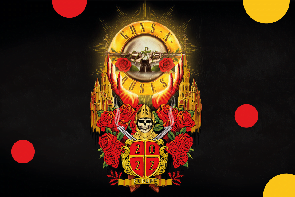 Guns N' Roses | koncert Warszawa