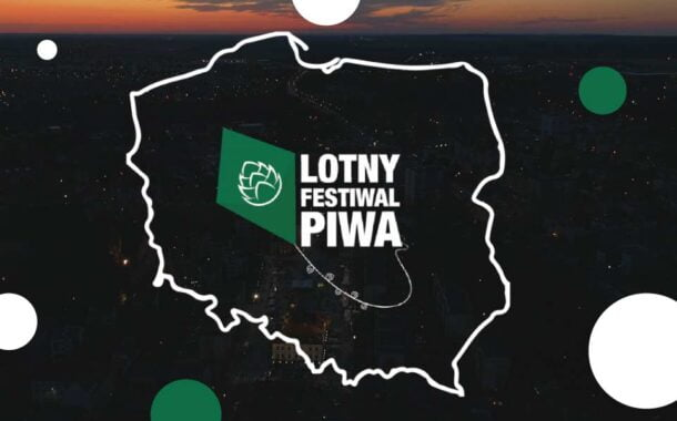 Lotny Festiwal Piwa w Warszawie
