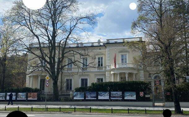 Noc Muzeów 2021 w Ambasadzie Szwajcarii w Polsce