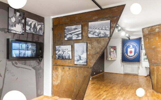 Noc Muzeów 2021 w Izba Pamięci Generała Kuklińskiego