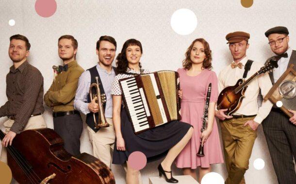 Warszawska Orkiestra Sentymentalna   koncert