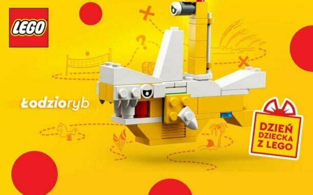 Dzień Dziecka z Lego na Polu Mokotowskim