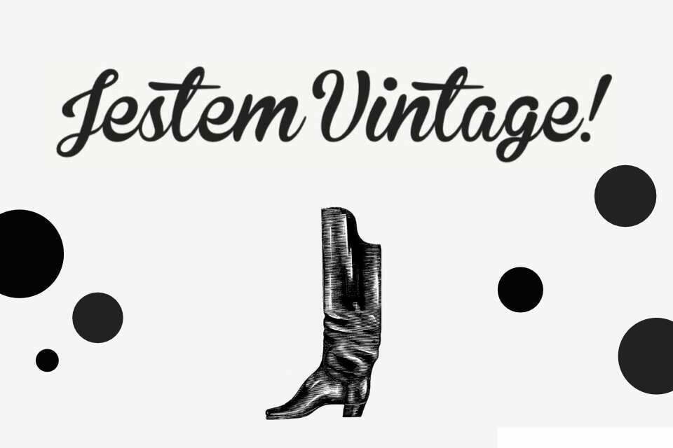 Jestem Vintage   targi mody