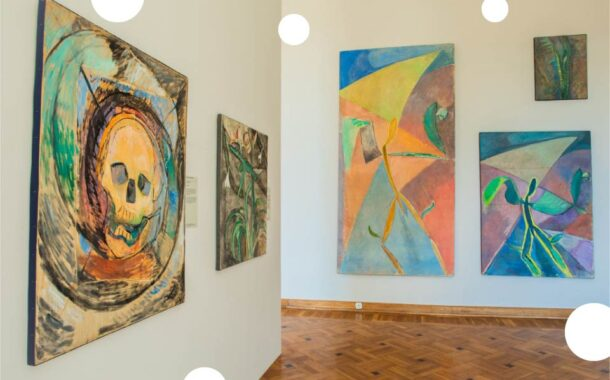 Xawery Dunikowski. Malarstwo | wystawa