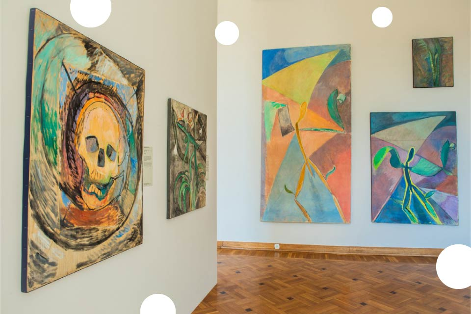 Xawery Dunikowski. Malarstwo   wystawa