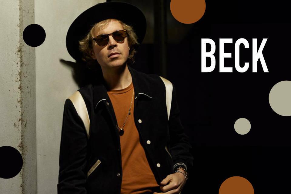 Beck   koncert