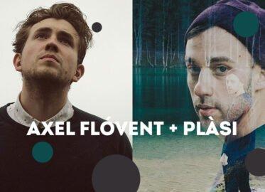 Axel Flóvent i Plàsi | koncert