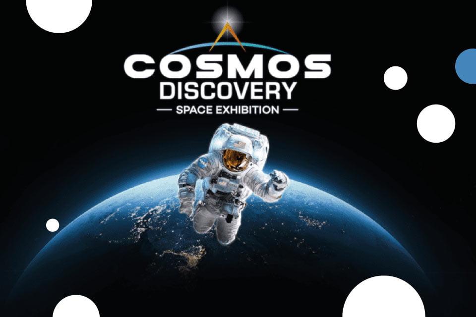 Cosmos Discovery - Space Exhibition   wystawa kosmonautyki
