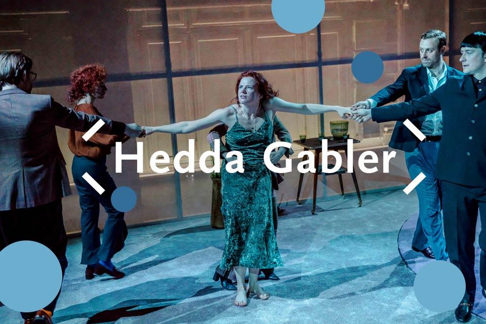 Hedda Gabler   spektakl