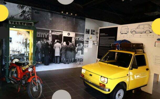 Muzeum życia w PRL | wystawa stała