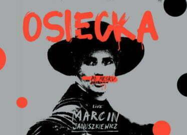 Marcin Januszkiewicz - Osiecka po męsku | koncert