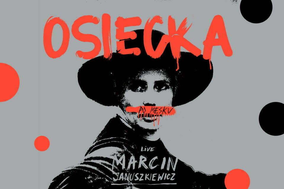 Marcin Januszkiewicz - Osiecka po męsku   koncert