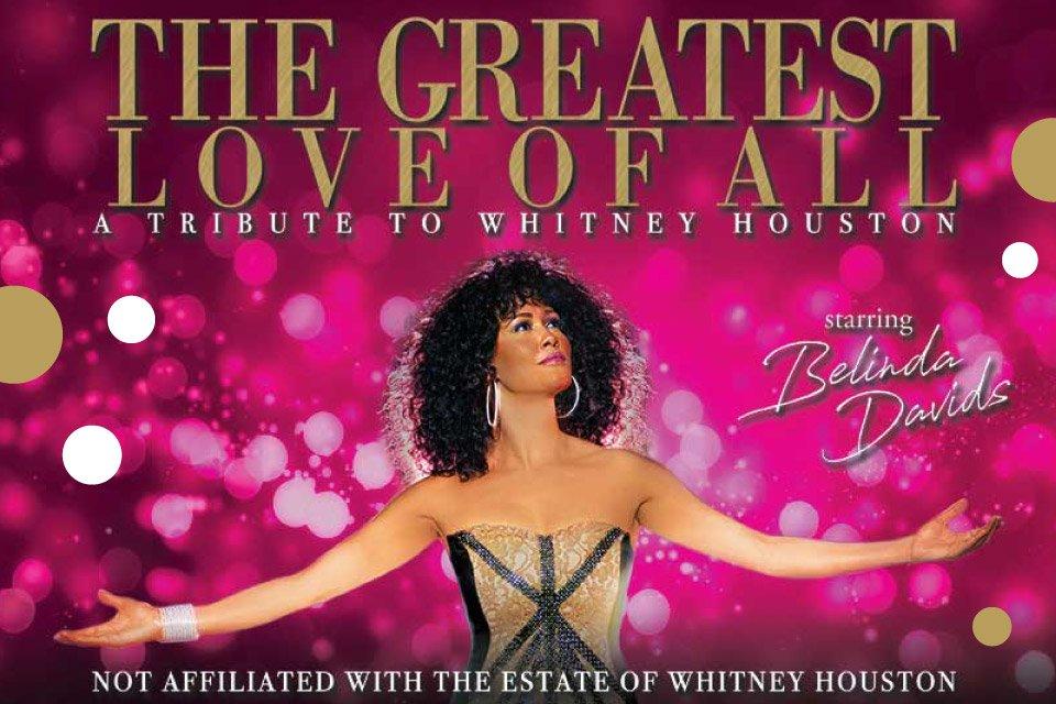 A Tribute to Whitney Houston   koncert