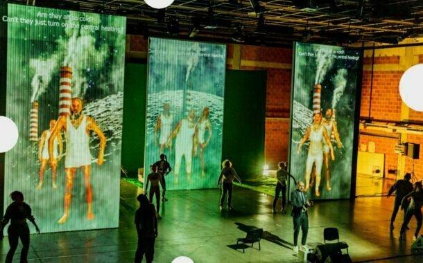 Inni ludzie- spektakl sylwestrowy | Sylwester 2021/2022 w Warszawie