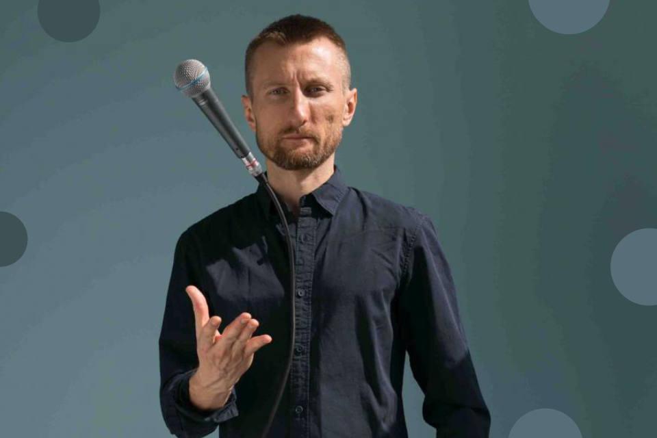 Karol Kopiec | stand-up