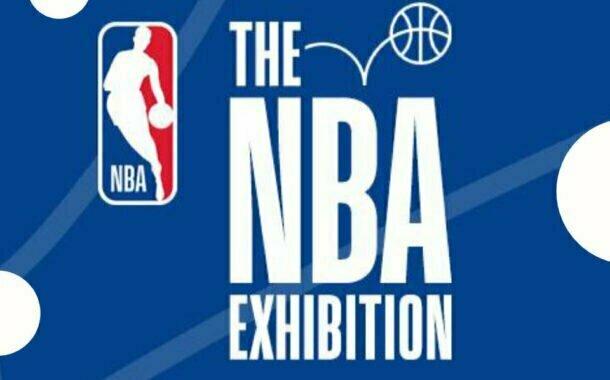 The NBA Exhibition   wystawa